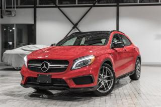 Used 2016 Mercedes-Benz GLA45 AMG 4MATIC SUV for sale in Langley, BC