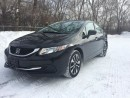 Used 2014 Honda Civic LX Sunroof Bluetooth Rearview/Blindspot Camera for sale in Ottawa, ON