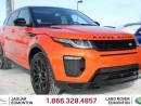 Used 2017 Land Rover Evoque HSE Dynamic Black Package - CPO 6yr/160000kms manufacturer warranty included until December 27, 2022! CPO rates starting at 2.9%! One Owner Trade In | No Accidents | Navigation | Park Assist | Surround Camera System | Reverse Traffic/Blind Spot/Closing Ve for sale in Edmonton, AB