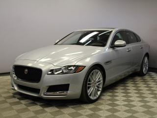 Used 2017 Jaguar XF Prestige - CPO 6yr/160000kms manufacturer warranty included until December 20, 2022! CPO rates starting at 2.9%! Locally One Owner Trade In | No Accidents | Navigation | Back Up Camera | Parking Sensors | Heated Steering Wheel | Heated Front Seats | Panor for sale in Edmonton, AB