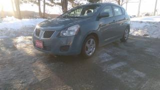 Used 2009 Pontiac Vibe for sale in Concord, ON