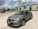 Used 2006 Subaru Impreza Automatic, AWD, Low Km, Certified, 3 years warrant for sale in North York, ON