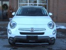 Used 2016 Fiat 500 500 x Trekking Lounge with navi camera Blindspot for sale in Mississauga, ON