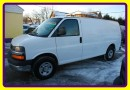 Used 2010 Chevrolet Express 2500 No windows Chrome pkg for sale in Woodbridge, ON