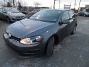 Used 2016 Volkswagen Golf TRENDLINE for sale in Dartmouth, NS