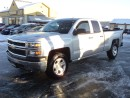 Used 2014 Chevrolet Silverado 1500 DoubleCab 4X4 6.6ft Box for sale in Brantford, ON