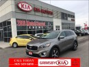 Used 2016 Kia Sorento EX V6 !!GET THE FEEL OF LUXURY for sale in Grimsby, ON