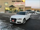 Used 2013 Audi A4 Premium Plus, Navigation, Rear View Camera, One Ow for sale in North York, ON