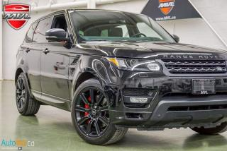 Used 2015 Land Rover Range Rover Sport V8 Supercharged for sale in Oakville, ON