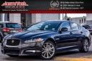 Used 2014 Jaguar XF |AWD|CleanCarProof|Sunroof|Nav|RearCam|HtdFrontSeats|KeylessGo|19
