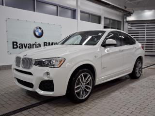 Used 2017 BMW X4 xDrive28i for sale in Edmonton, AB