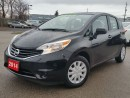 Used 2014 Nissan Versa SV NOTE for sale in Beamsville, ON
