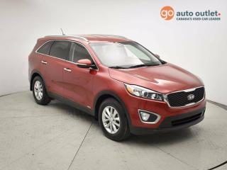 Used 2016 Kia Sorento 2.4 LX All-wheel Drive for sale in Edmonton, AB