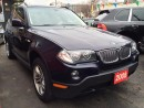 Used 2008 BMW X3 3.0-AWD-CERTIFIED-E TESTED-EASY LOAN APPROVALS for sale in York, ON