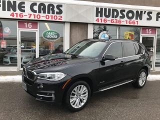 Used 2014 BMW X5 xDrive35i for sale in North York, ON