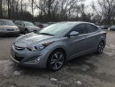 Used 2015 Hyundai ELANTRA SE * REAR CAMERA * SUNROOF * BLUETOOTH * LOW KM for sale in London, ON