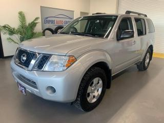 Used 2012 Nissan Pathfinder for sale in London, ON