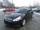 Used 2011 Subaru LEGACY AWD * SUNROOF * POWER GROUP for sale in London, ON