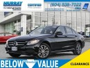 Used 2016 Mercedes-Benz C-Class 4 MATIC**NAV**SUNROOF** for sale in Surrey, BC