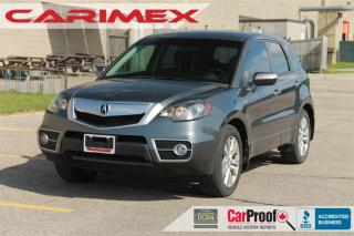 Used 2011 Acura RDX Base | NAVI | AWD | Bluetooth | CERTIFIED for sale in Waterloo, ON