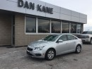 Used 2016 Chevrolet Cruze - for sale in Windsor, ON