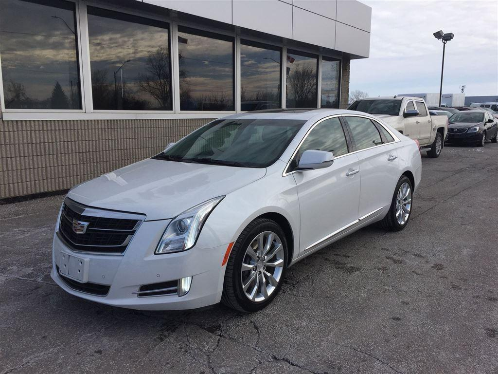 used 2016 cadillac xts luxury collection for sale in windsor ontario. Black Bedroom Furniture Sets. Home Design Ideas