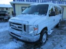 Used 2014 Ford E350 PEOPLE MOVING XL EDITION 15 PASSENGER 5.4L - V8 ENGINE.. FLEX FUEL.. ADVANCE TRAC.. CD/AUX INPUT.. REAR CLIMATE CONTROLS.. for sale in Bradford, ON