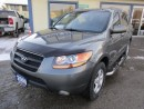Used 2009 Hyundai Santa Fe LOADED GLS EDITION 5 PASSENGER 3.3L - V6 ENGINE.. AWD.. LEATHER.. HEATED SEATS.. POWER SUNROOF.. CD/AUX/USB INPUT.. for sale in Bradford, ON