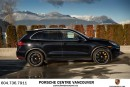 Used 2012 Porsche Cayenne Turbo w/ Tip for sale in Vancouver, BC