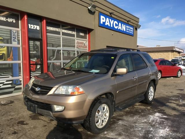 Used 2003 Acura MDX for Sale in Kitchener, Ontario | Carpages.ca