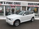 Used 2007 BMW X3 3.0Si for sale in North York, ON