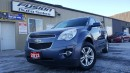 Used 2013 Chevrolet Equinox LT-BACK UP CAMERA-FACTORY WARRANTY-1 OWNER OFF LEA for sale in Tilbury, ON