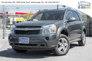 Used 2009 Chevrolet Equinox LT | AWD | SUNROOF for sale in Caledon, ON