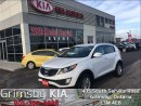 Used 2013 Kia Sportage LX SHOWROOM CONDITION!!! for sale in Grimsby, ON