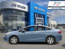 New 2017 Chevrolet Cruze LS for sale in Orillia, ON