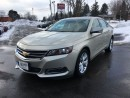 Used 2014 Chevrolet Impala LT   CALL PICTON $141.60 75K for sale in Picton, ON