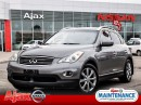 Used 2008 Infiniti EX35 Luxury*Accident Free*Loaded for sale in Ajax, ON