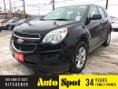 Used 2015 Chevrolet Equinox LS/PRICED FOR A QUICK SALE!! for sale in Kitchener, ON