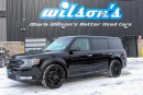 Used 2016 Ford Flex LIMITED AWD! $159/WK, 5.49% ZERO DOWN! 7 PASS! LEATHER! NAVIGATION! PANO ROOF! HEATED SEATS! for sale in Guelph, ON