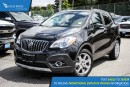 Used 2016 Buick Encore Leather Navigation, Sunroof, and Heated Seats for sale in Port Coquitlam, BC