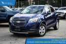 Used 2016 Chevrolet Trax LT Sunroof and Satellite Radio for sale in Port Coquitlam, BC