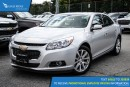 Used 2016 Chevrolet Malibu Limited LTZ Sunroof, Heated Seats, and Satellite Radio for sale in Port Coquitlam, BC