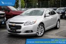 Used 2016 Chevrolet Malibu Limited LTZ Satellite Radio and Backup Camera for sale in Port Coquitlam, BC