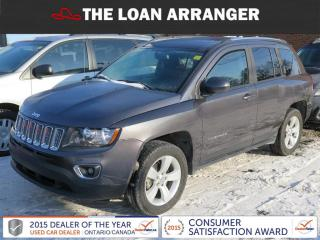 Used 2016 Jeep Compass for sale in Barrie, ON