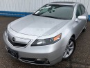 Used 2012 Acura TL Tech Package *NAVIGATION* for sale in Kitchener, ON