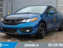 Used 2014 Honda Civic SI COUPE / ROOF/ AC / for sale in Edmonton, AB