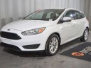 Used 2017 Ford Focus SE for sale in Red Deer, AB