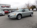 Used 2004 Chrysler Sebring Limited  for sale in West Kelowna, BC