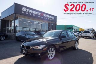 Used 2013 BMW 328i xDrive|AWD|ACCIDENT FREE|NAVI|SUNROOF for sale in Markham, ON