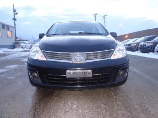 Used 2008 Nissan Versa SL CERTIFIED for sale in Kitchener, ON